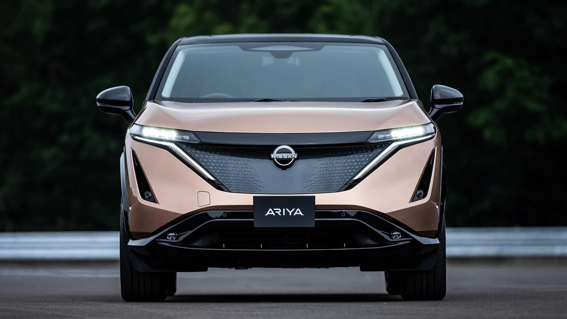 SUV Nissan Ariya