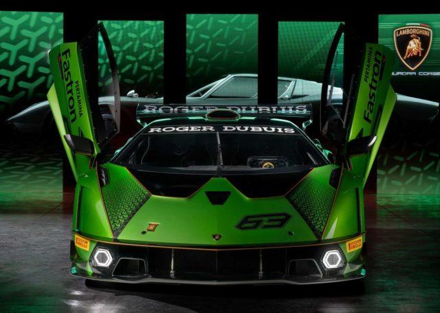 Lamborghini Essenza SCV12 dla 40 szczęśliwców