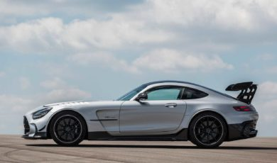 Mercedes-AMG GT Black Series – z najmocniejszym V8 w historii niemieckiej marki