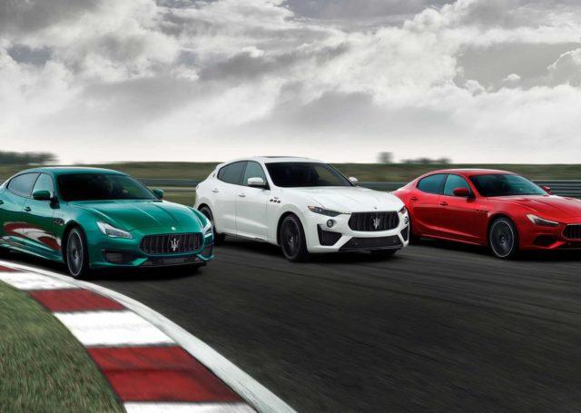 Maserati Ghibli i Quattroporte w najmocniejszej odmianie Trofeo