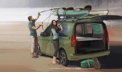 Volkswagen Caddy Beach – alternatywa dla większej Californii