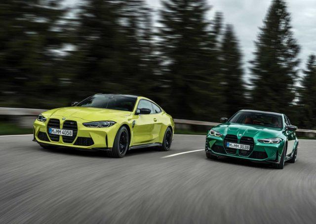 BMW M3 i M4 – gigantyczne nerki, ponad 500 KM i nowe lakiery