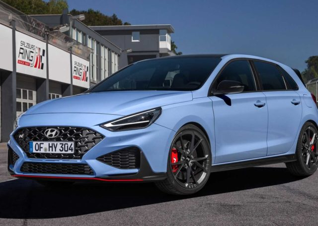 Hyundai i30 N po liftingu – z pakietem Performance to mała rakieta