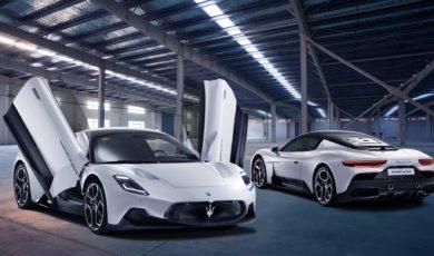 Maserati MC20 – nowy rozdział w historii włoskiej marki