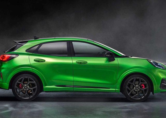 Ford Puma ST wyceniony na 125 000 zł