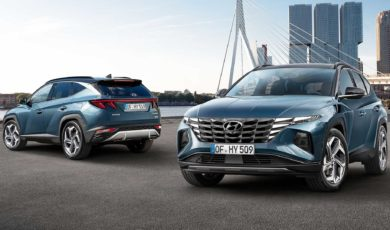 Hyundai Tucson przeszedł rewolucję stylistyczną