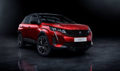 Lifting na plus, czyli nowy Peugeot 3008