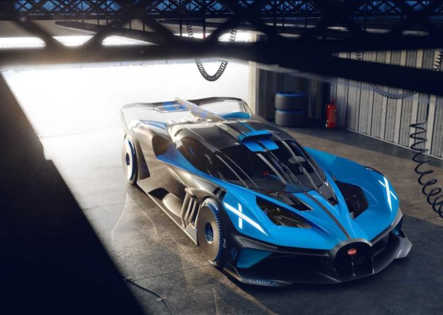 Oto Bugatti Bolide – najbardziej ekstremalne Bugatti w historii