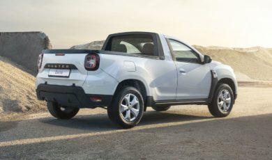 Dacia Duster pickup – mały wół roboczy dostępny w Rumunii