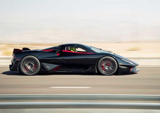 508,7 km/h – nowym demonem prędkości jest SSC Tuatara
