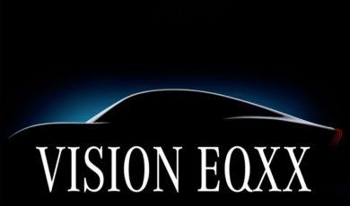 Mercedes Vision EQXX – elektryk, który ma złamać barierę 1200 km na jednym ładowaniu