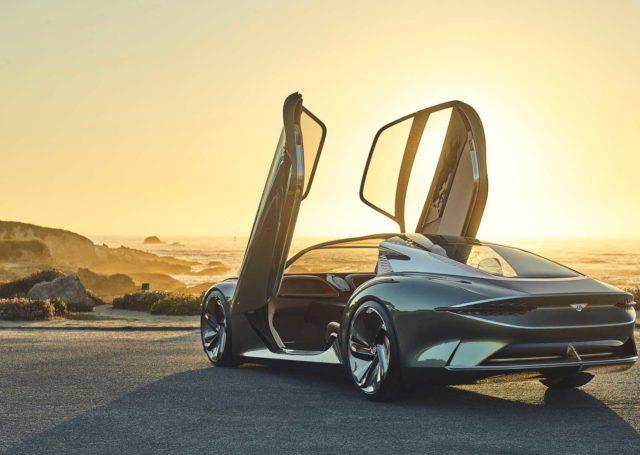 Bentley stawia na elektryfikację wszystkich swoich modeli