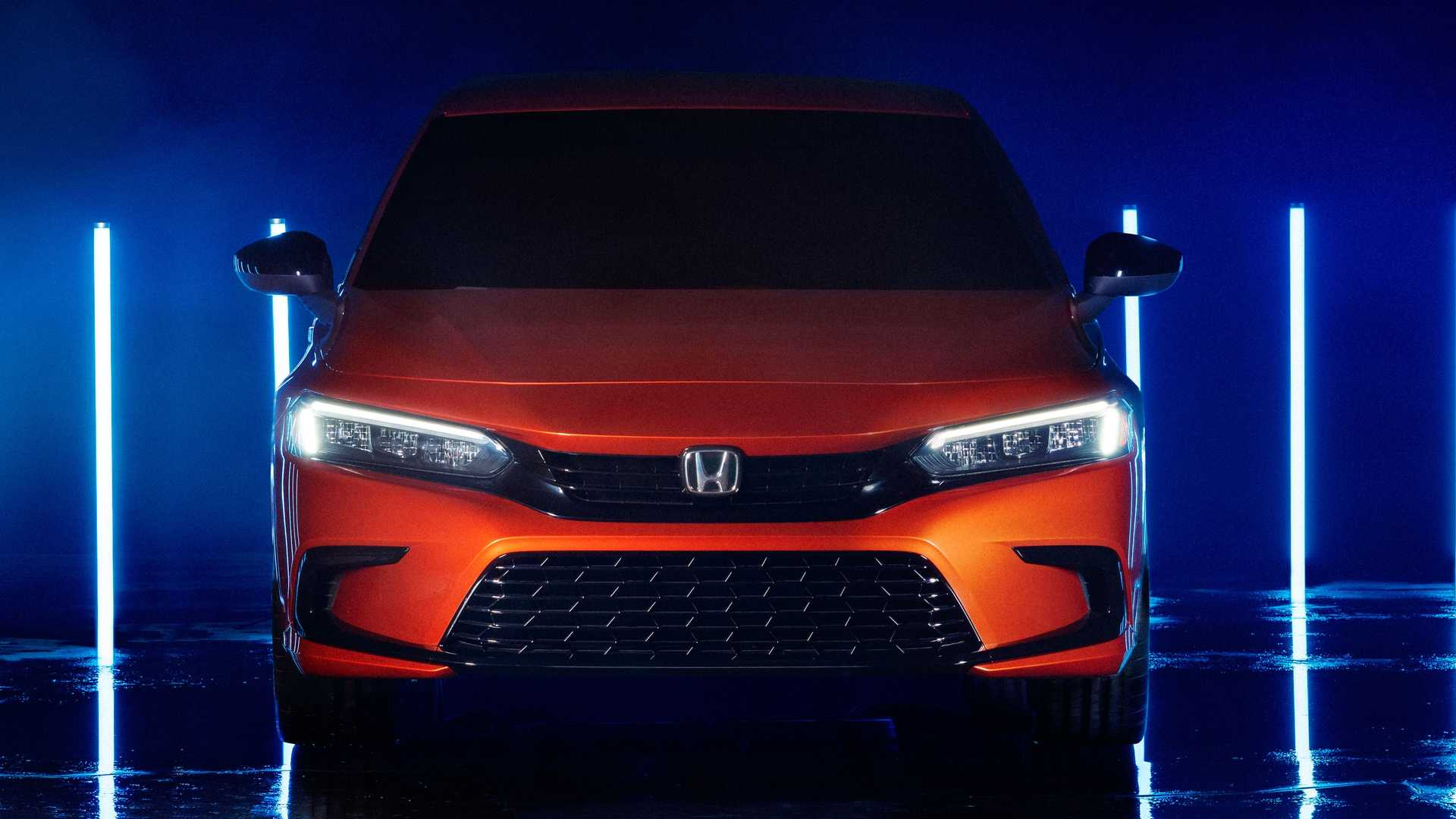 Honda Civic Prototype zapowiada produkcyjna wersje