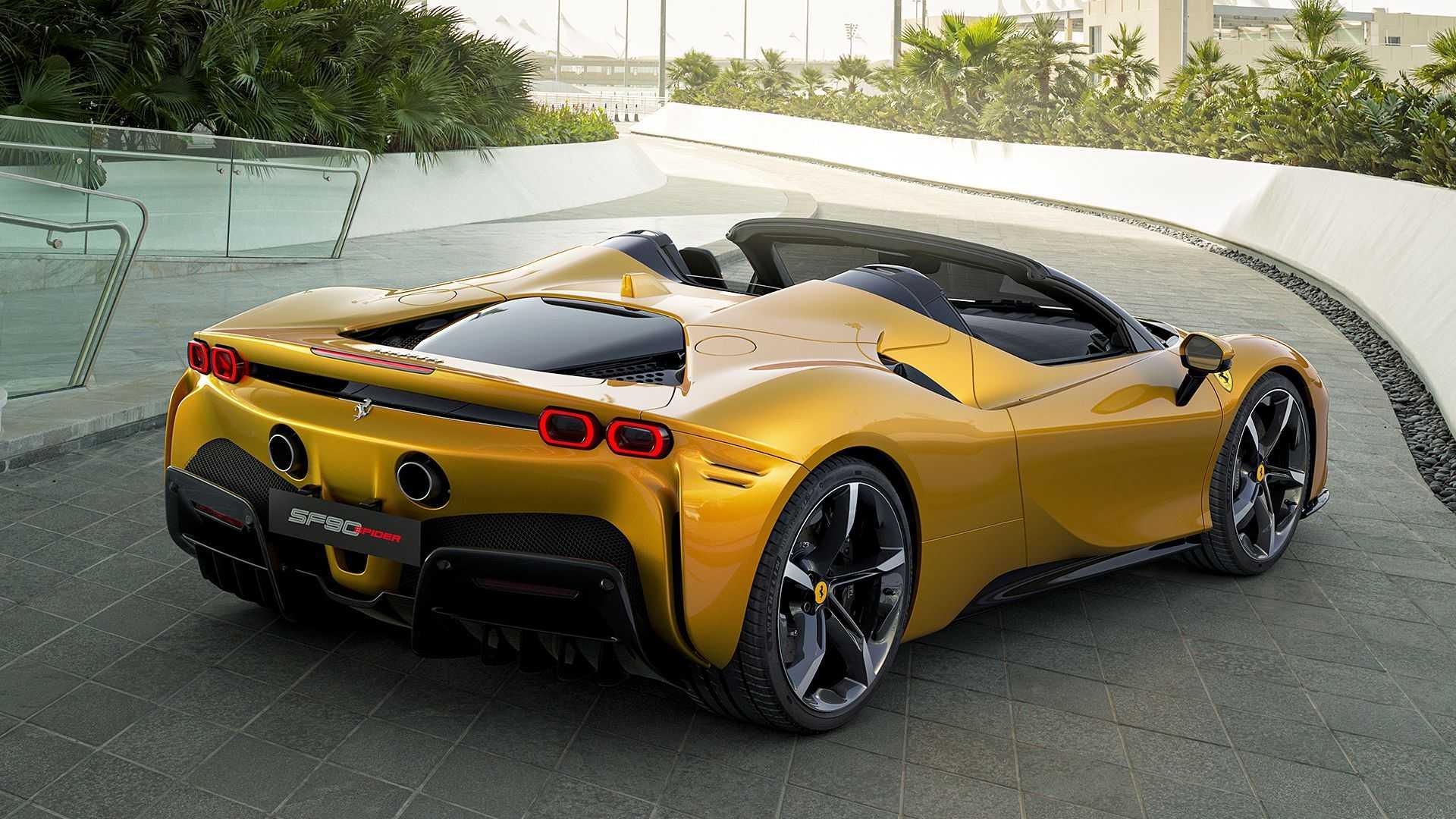 Ferrari SF90 jest prawdziwa superhybryda