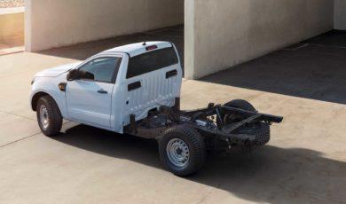 Ford Ranger pod zabudowę