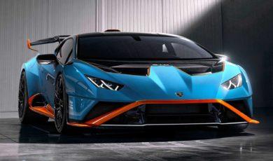 Lamborghini Huracan STO – torowy byk z homologacją drogową