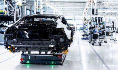 Audi e-Tron GT trafiło do produkcji