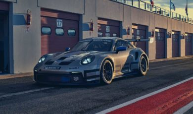 Porsche 911 GT3 Cup – 510 KM i nowy pakiet aerodynamiczny