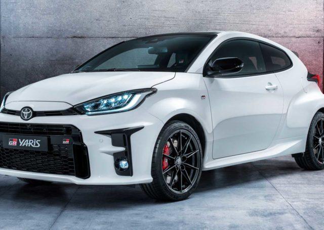 Toyota GR Yaris hitem sprzedaży