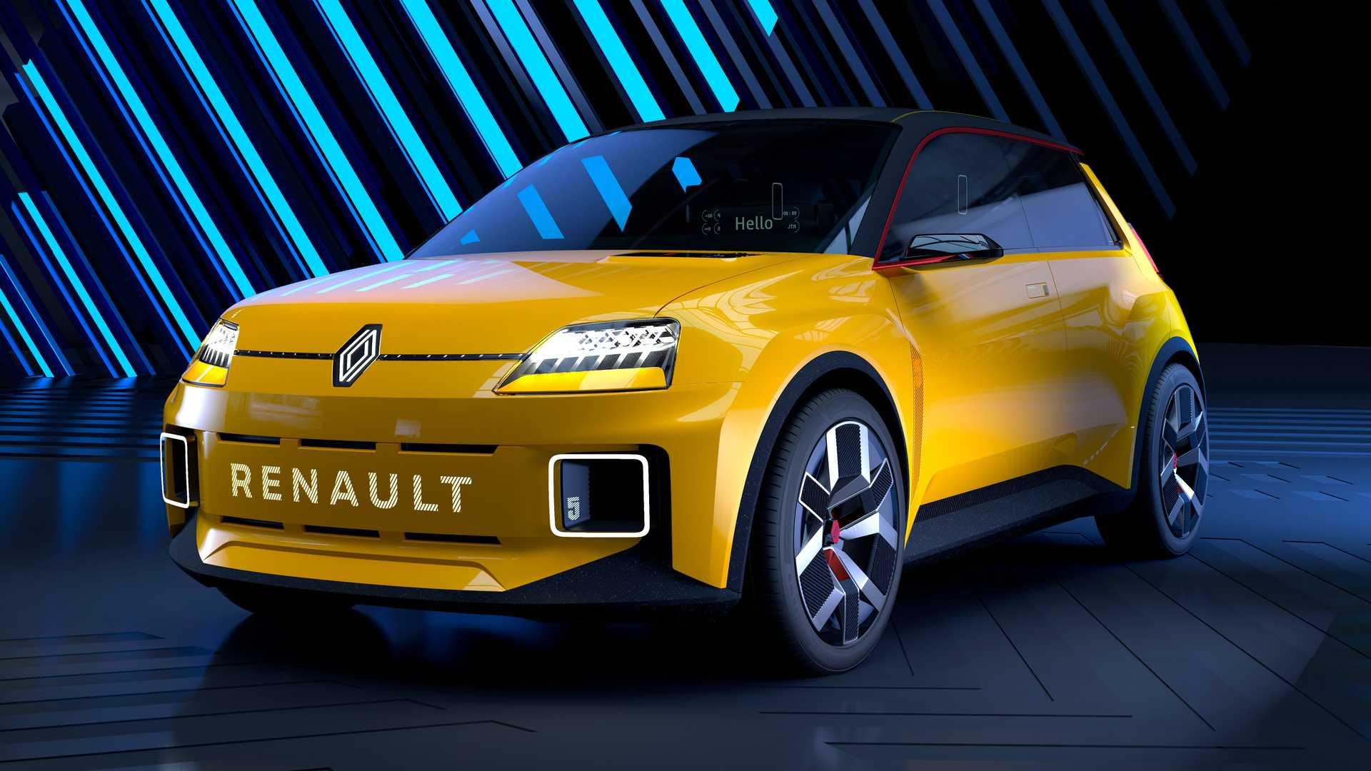 Renault 5 trafi na rynek w elektrycznej wersji