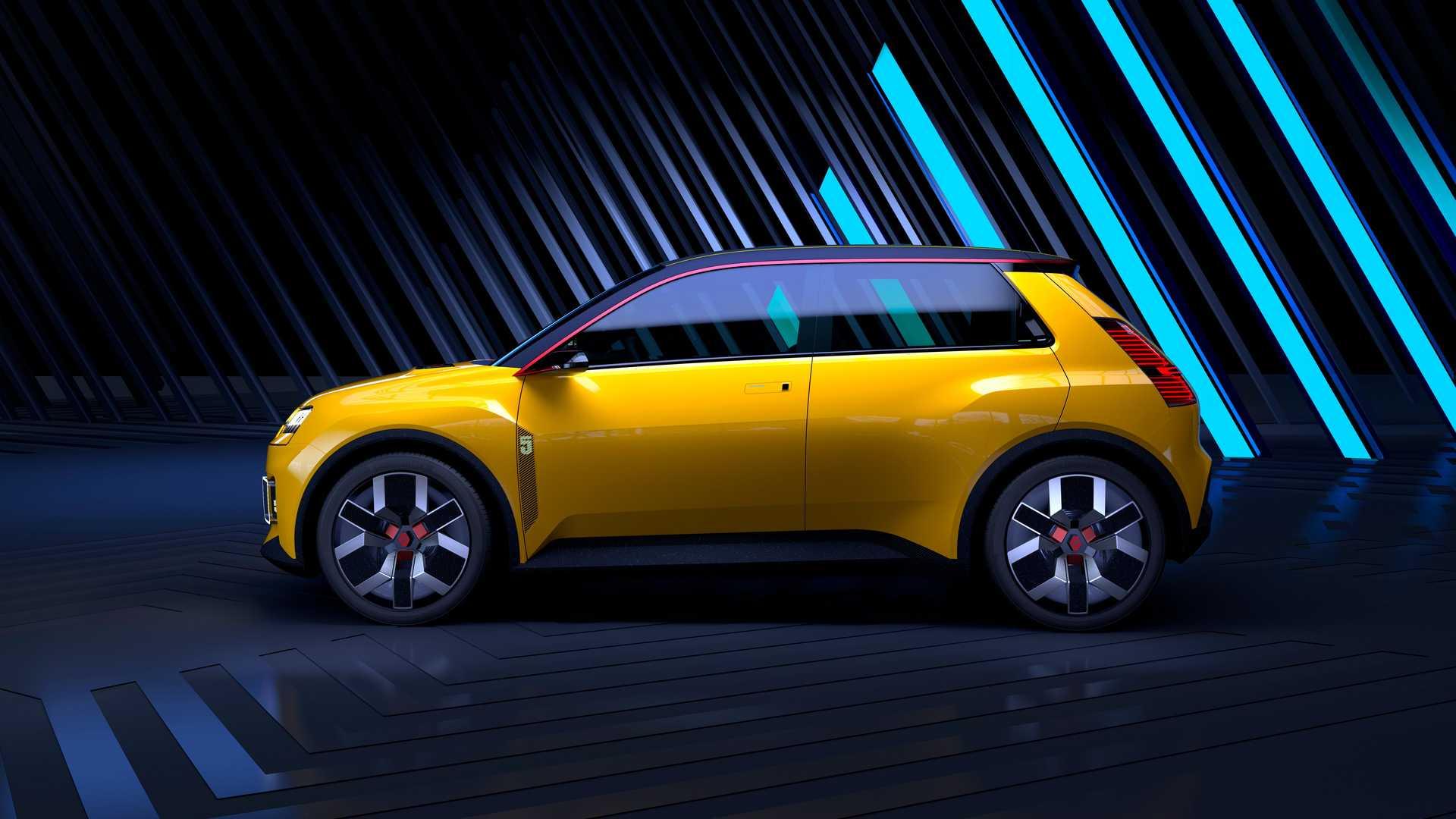 Renault 5 w wydaniu elektrycznym