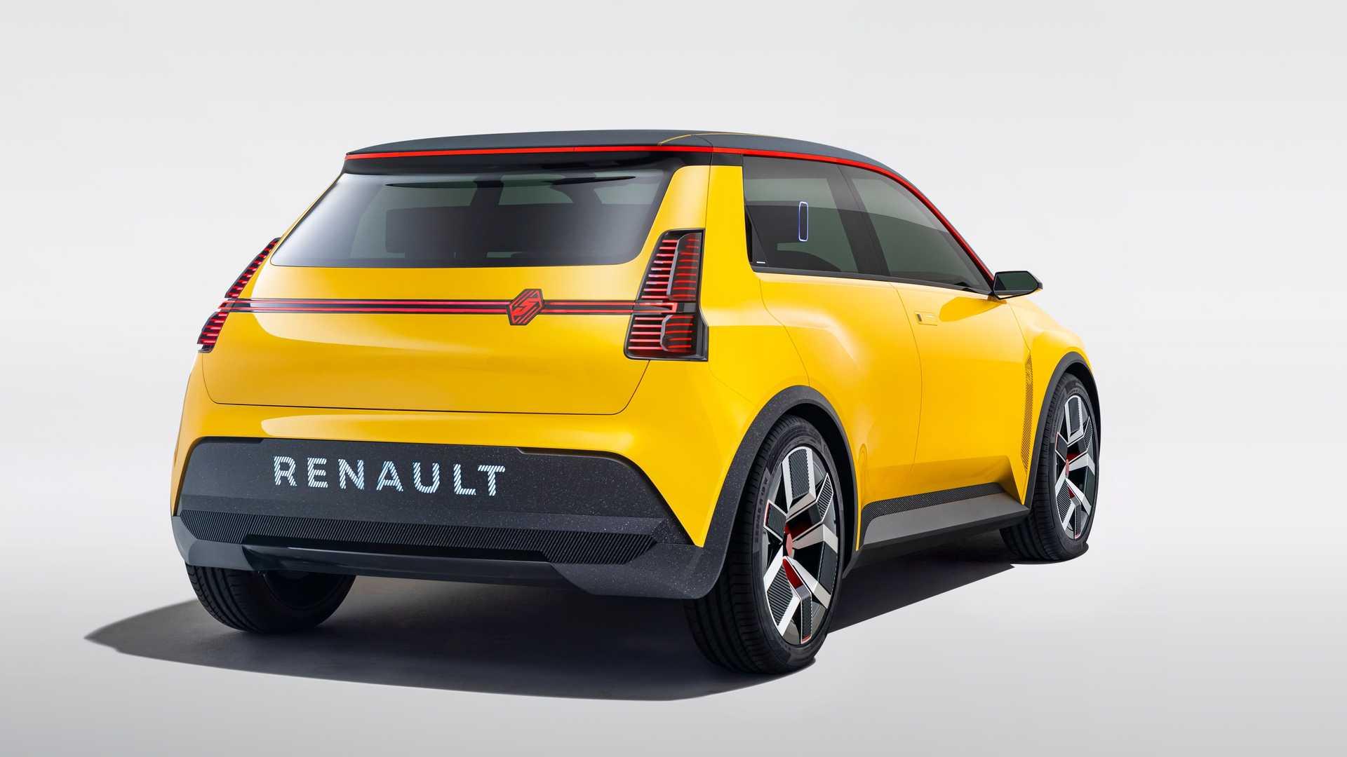 Renault 5 to elektryczne auto dla mas