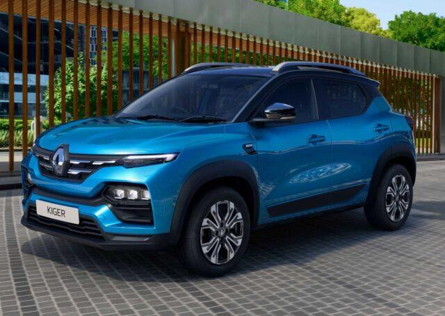 Renault Kiger – mały crossover nie tylko dla mieszkańców Indii