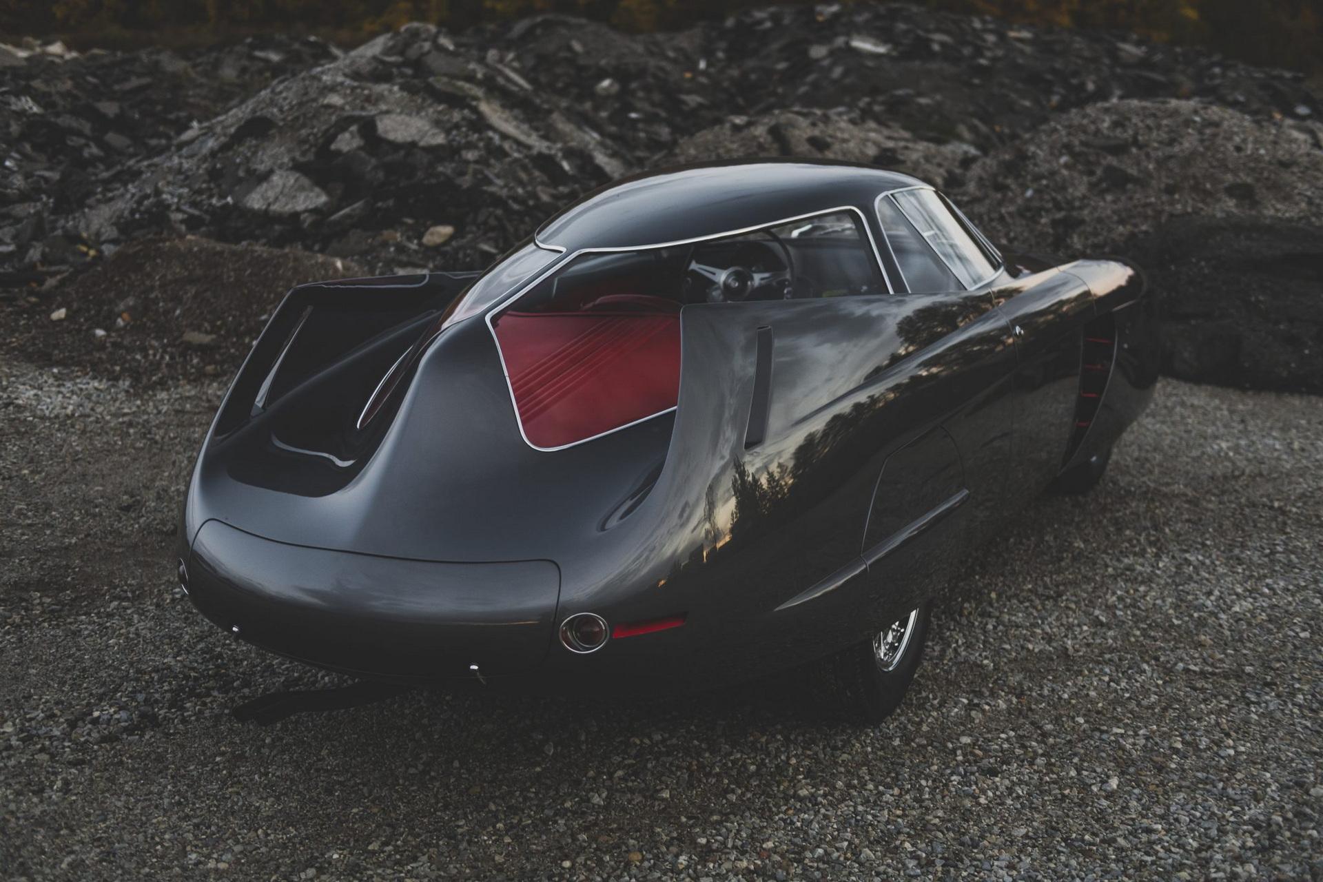 Alfa RomeoB.A.T. 5 koncept