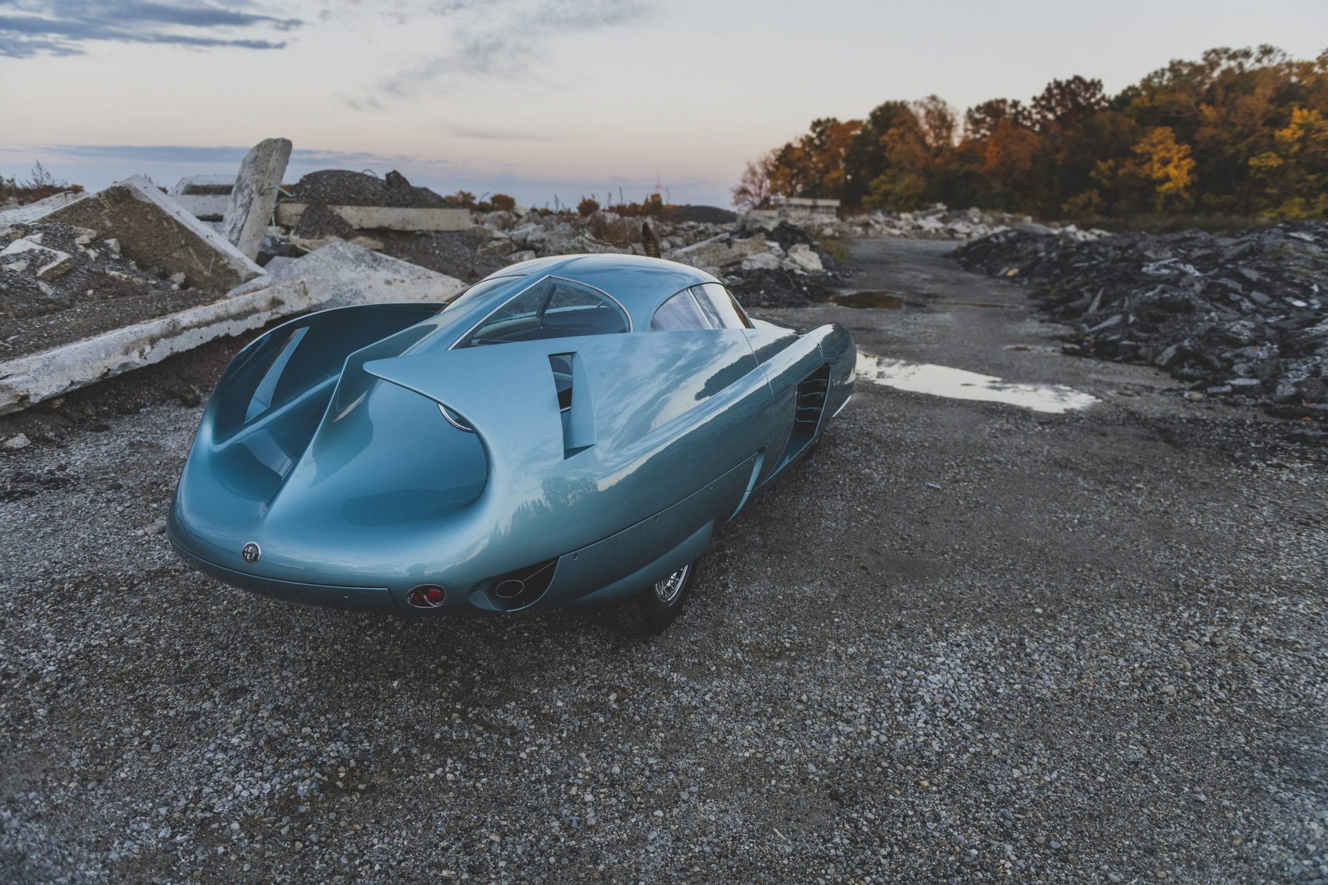 Alfa Romeo B.A.T. 7 koncept