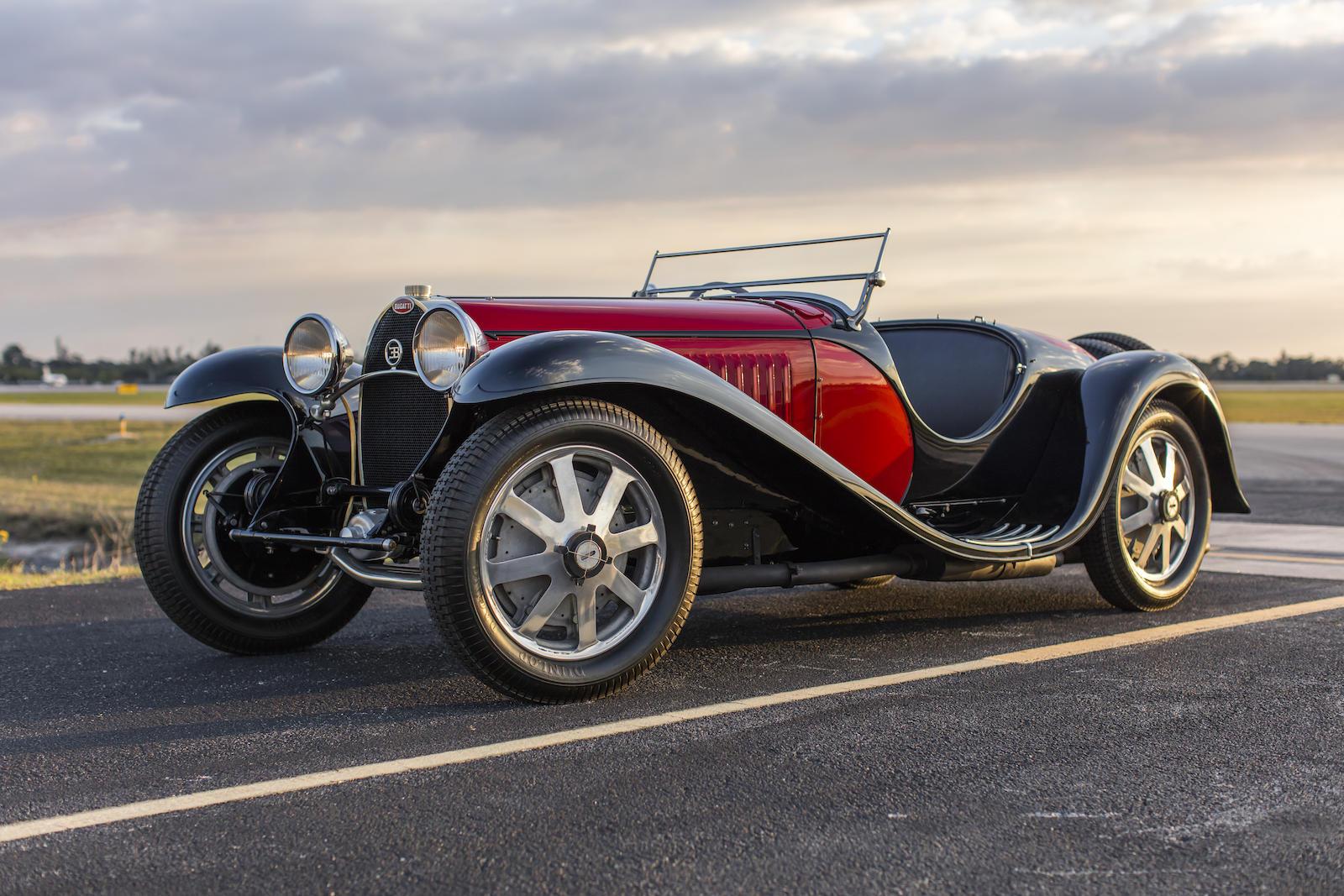 Bugatti Type 55 Super Sport z 1932 roku