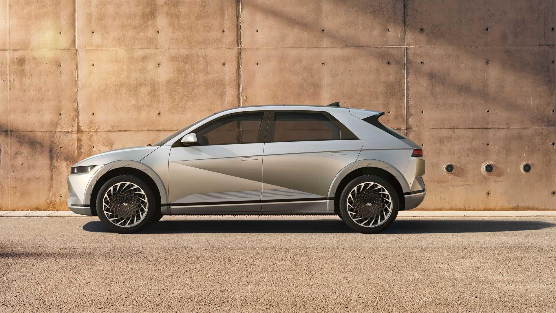 Hyundai Ioniq 5 elektryczny SUV
