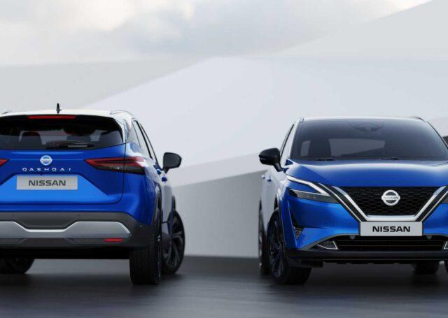 Nissan Qashqai 2021 – ładniejszy, praktyczniejszy i z nowym układem hybrydowym