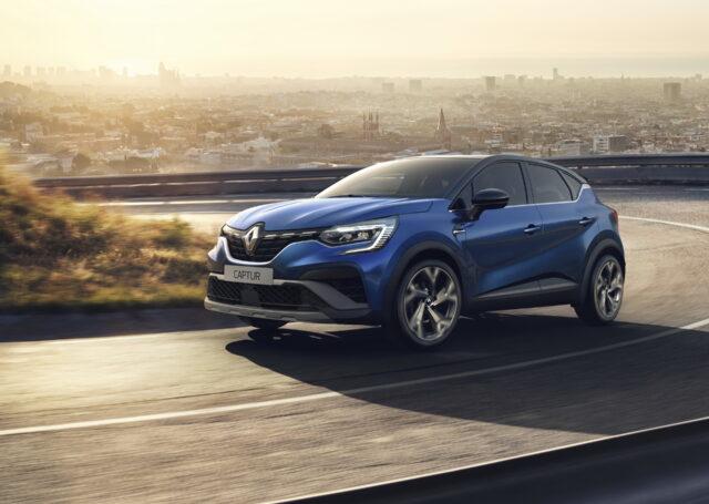 Renault Captur R.S. Line na sportowo