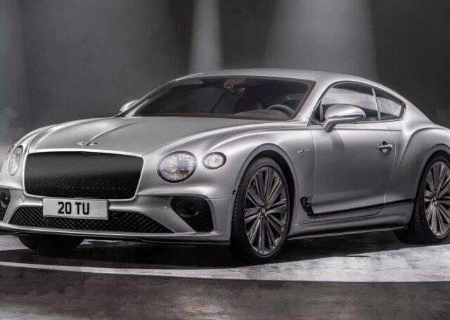 Bentley Continental GT Speed – 12 cylindrów w pięknym opakowaniu