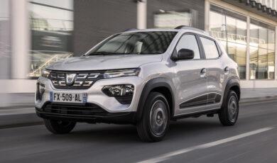 Dacia Spring wyceniona. Na razie we Francji