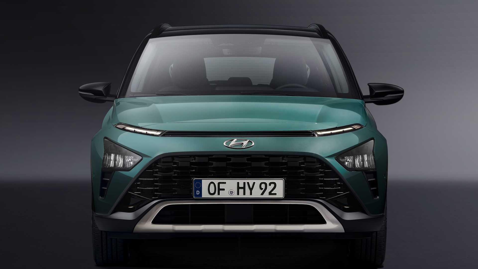 Hyundai Bayon crossover