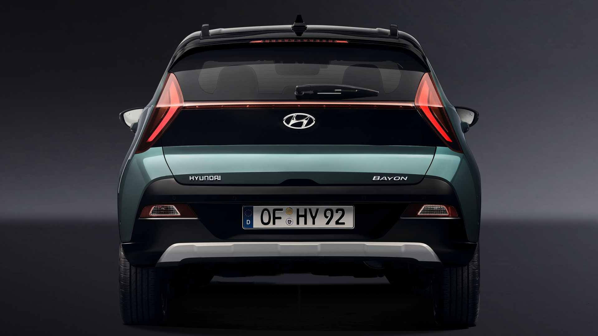 Hyundai Bayon to ciekawy stylistycznie crossover