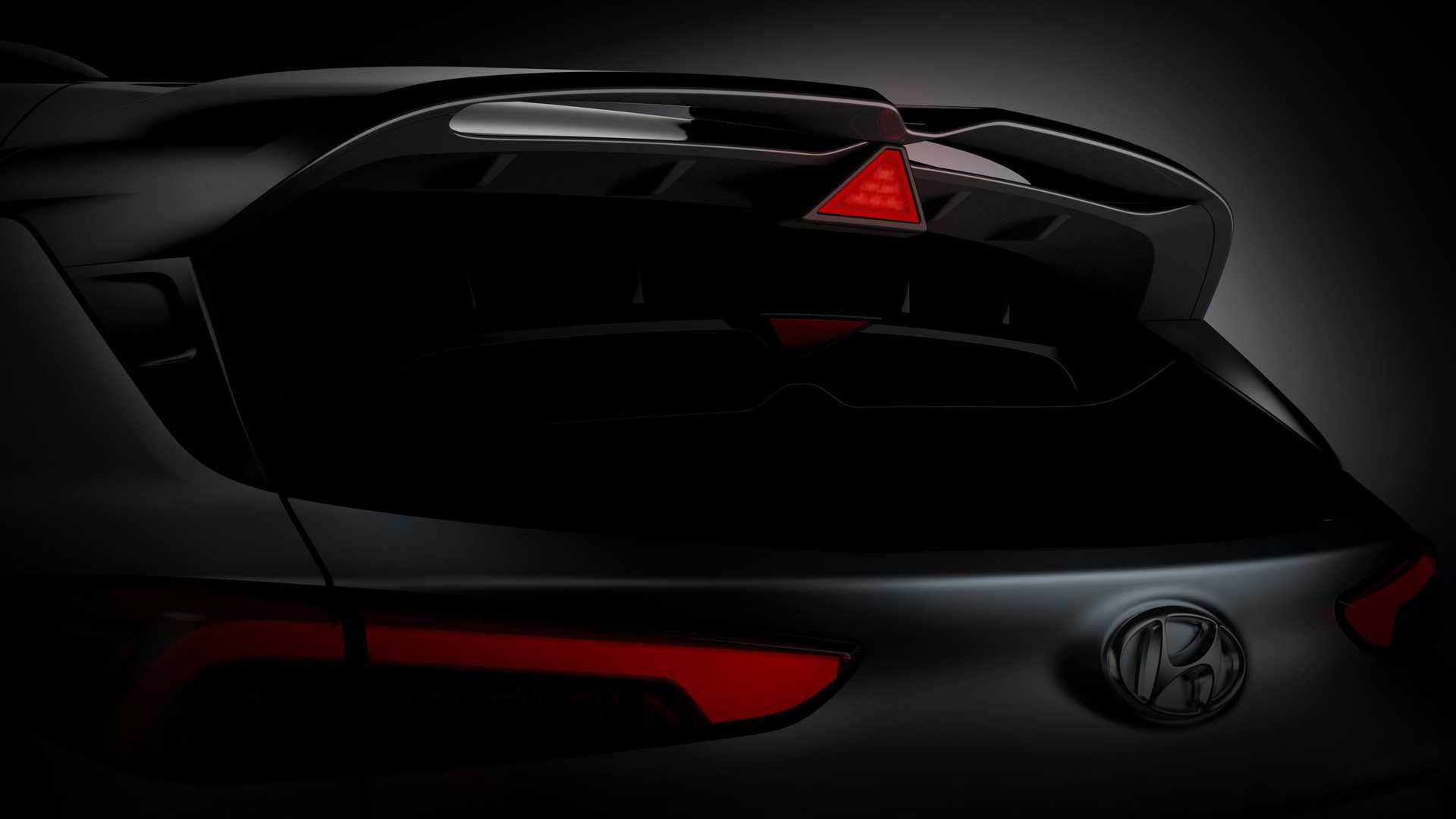 Hyundai Kona N spojler