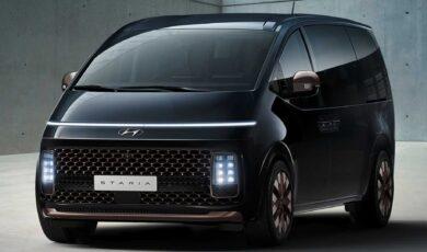 Hyundai Staria – minivan jak żaden inny