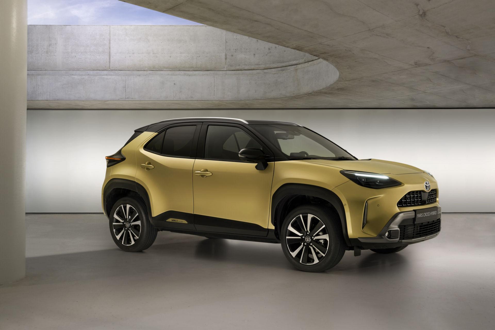 Toyota Yaris Cross Adventure to podwyzszony crossover