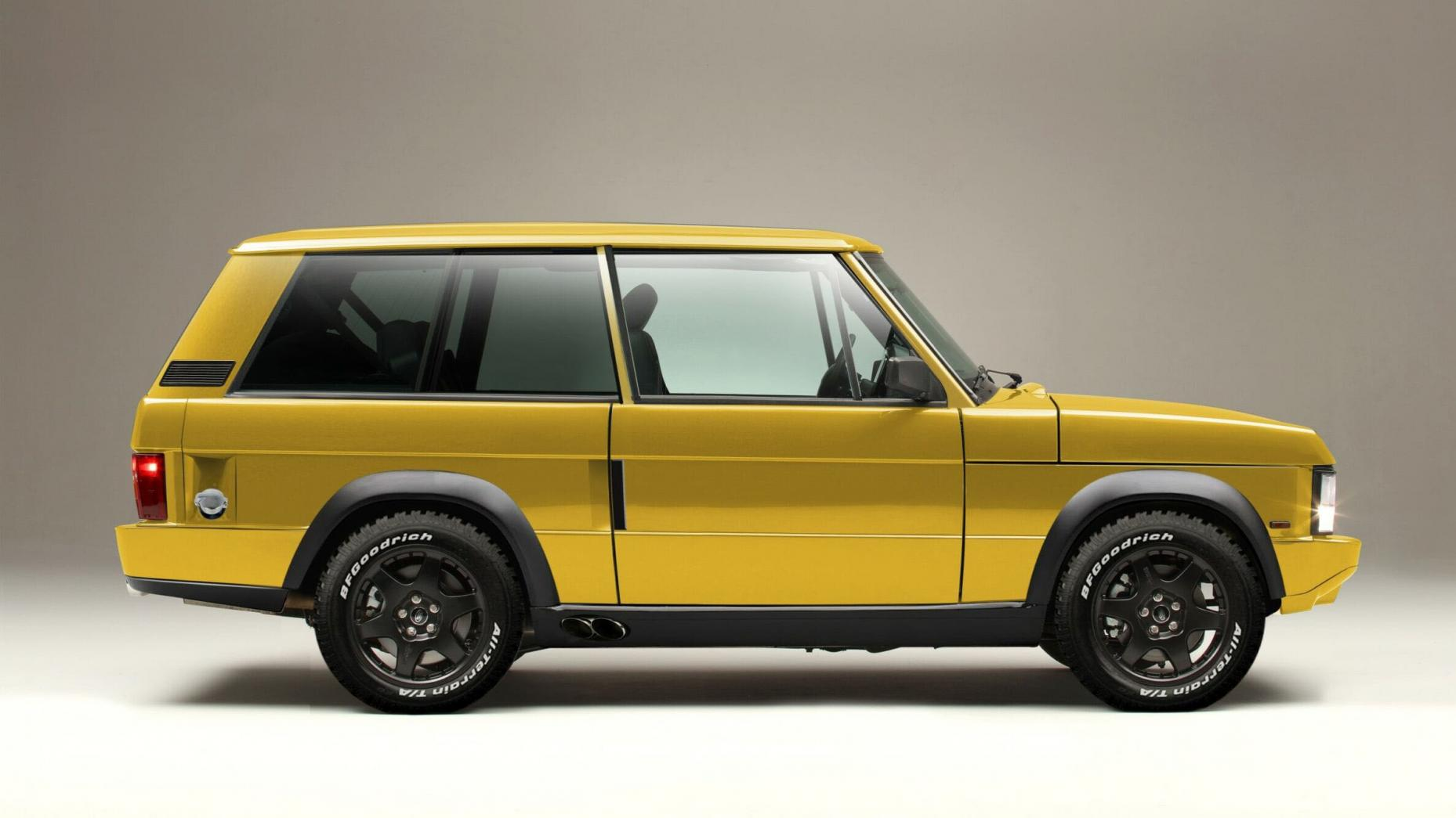 Chieftain Range Rover Extreme