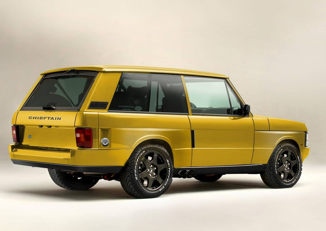 Chieftain Range-Rover Extreme restomod
