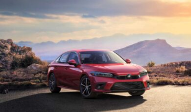 Honda Civic – 11. generacja wjeżdża na rynek