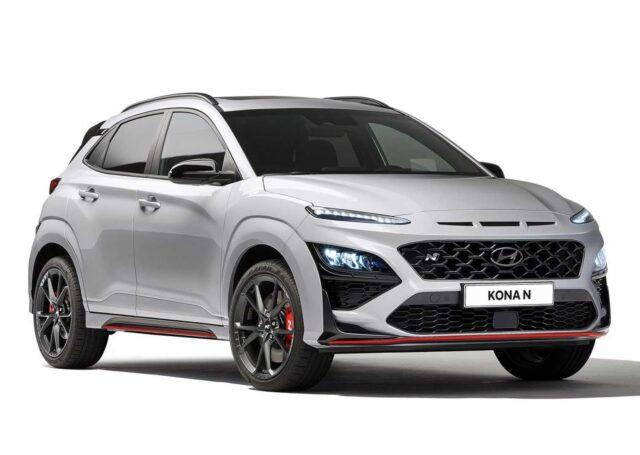 """Hyundai Kona N – """"gorący"""" crossover o mocy 280 KM"""