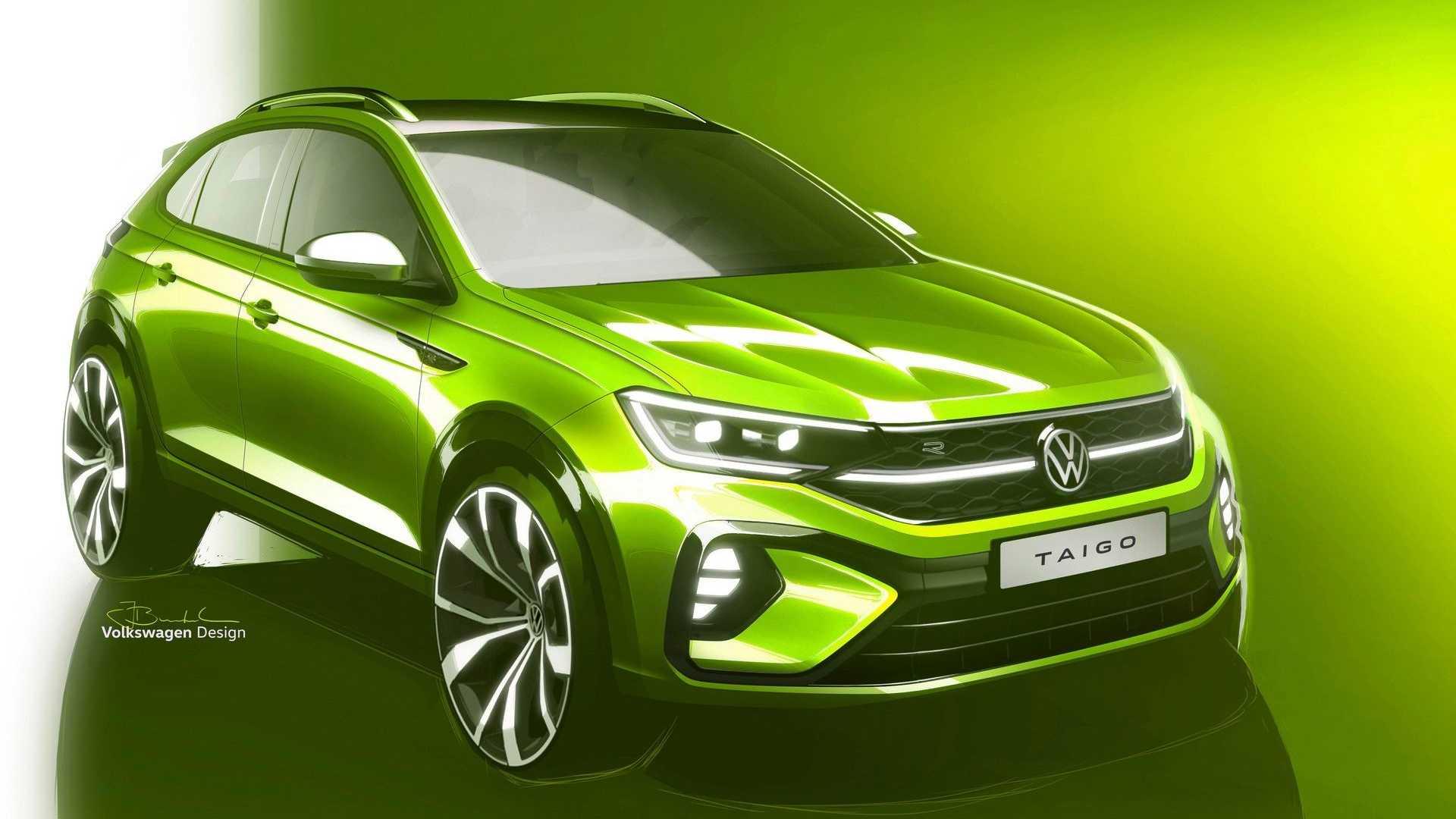 Volkswagen Taigo to miejski crossover
