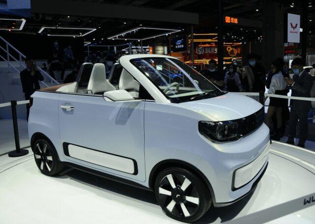 Shanghai Auto Show 2021 – przegląd najdziwniejszych pojazdów