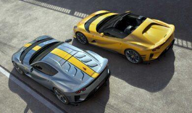 Ferrari 812 Competizione debiutuje. Ma 830 KM i będzie dostępne w wersji bez dachu