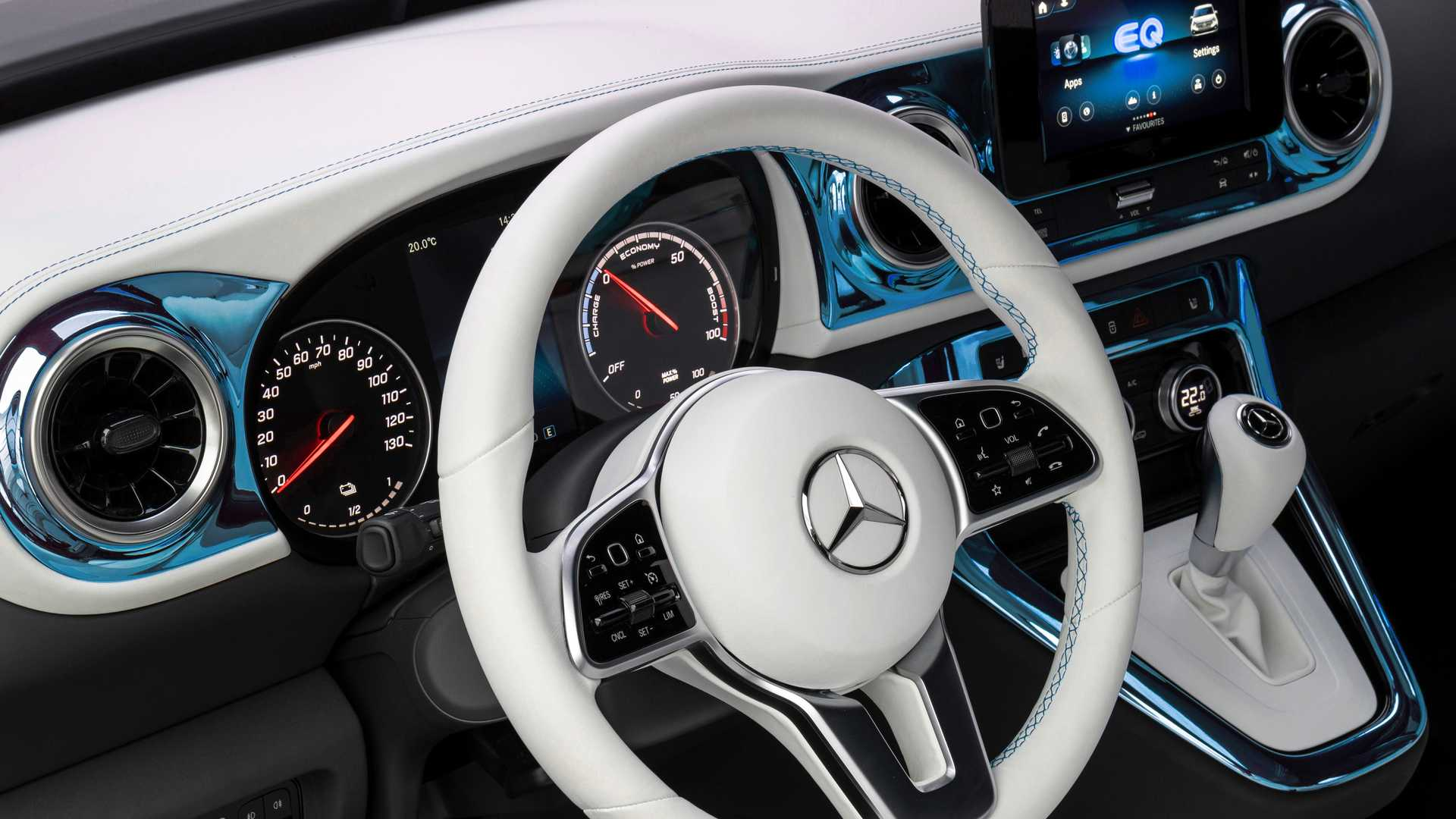 Mercedes EQT koncept