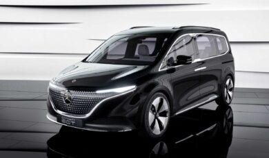Mercedes EQT – kombivan z pierwiastkiem premium