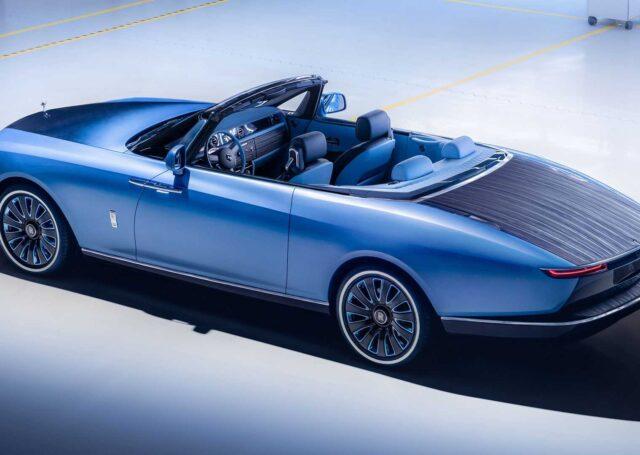 Rolls-Royce Boat Tail – 105 milionów na kołach